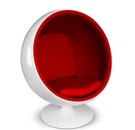 Eero-Aarnio-Ball-Chair Replica