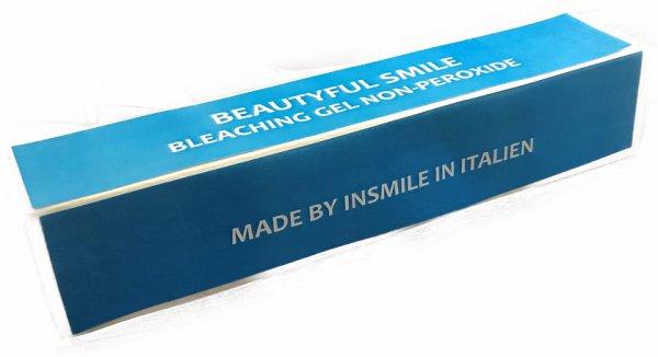 1 Spritze BeautyfulSmile Bleaching Gel Non-Peroxide